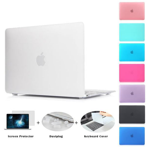 Matte case for MackBook  + 3 Gifts - Elly Shopping