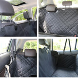 Pet Car Seat Covers For  Dogs - Elly Shopping
