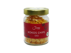 "Bio Kokos-Chips ""Chili"""