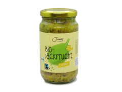 "Bio Jackfrucht ""Curry"""