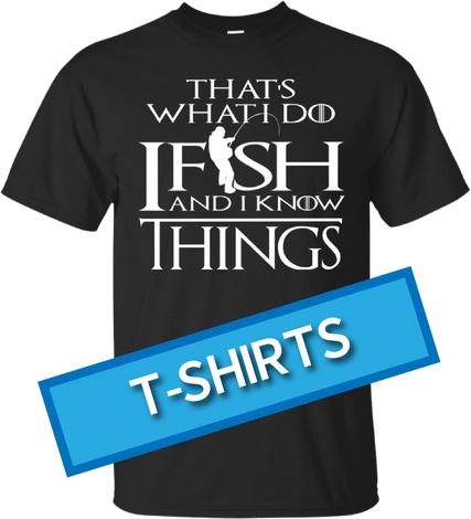 Fishing T-shirts