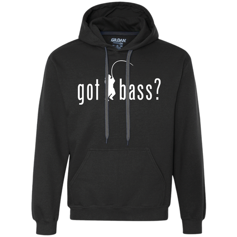 Got Bass  ? - Heavyweight Pullover Fleece Sweatshirt