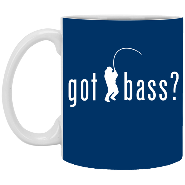 Got Bass ? Fishing 11 oz. Mug