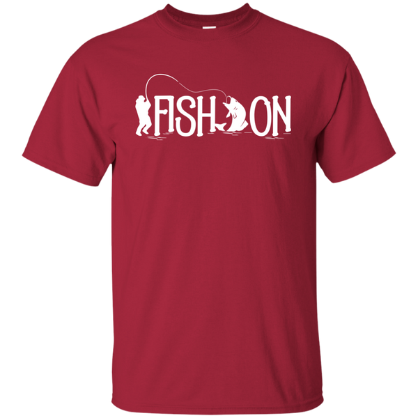 Fish On - Fishing T-shirt