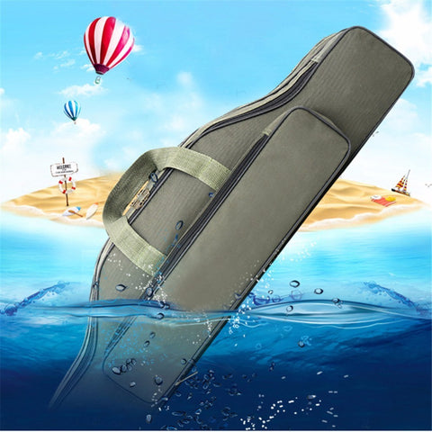 fishing rod bag travel case