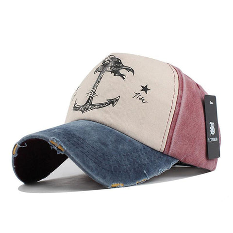 Boat Ship Anchor Fishing Hat