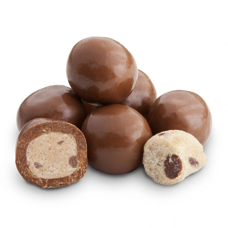 Chocolate Covered Cookie Dough Balls, 95g bag
