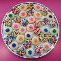 Easter Cookie Platters