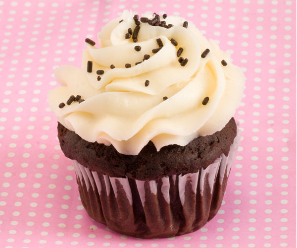 Black & White - Daily Cupcake Menu