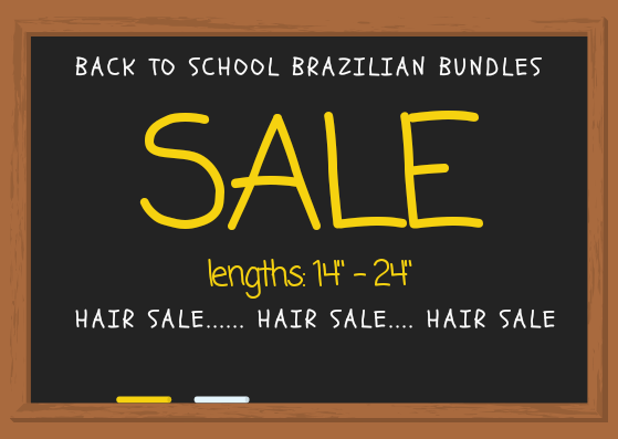 Back To School Bundles- Straight