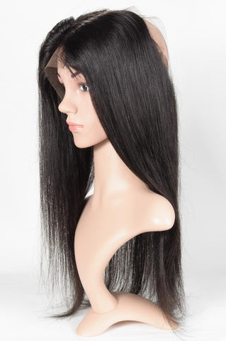 Straight 360° Lace Closure