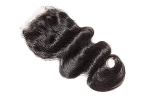 Loose Curl Closure
