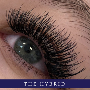 "Mix ""Hybrid"" Lash Set"