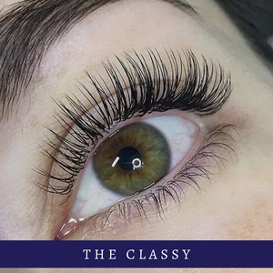 The Lux Classic Lash Set