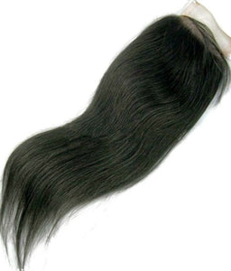 Silky Straight Closure (5x5)