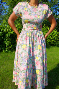Flower Twirl Dress