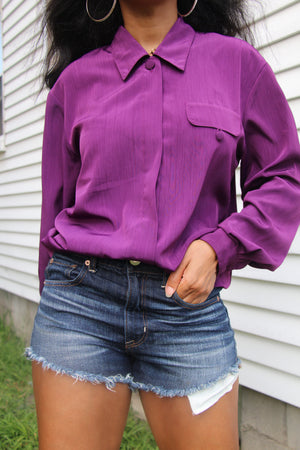 Purple Pop Top