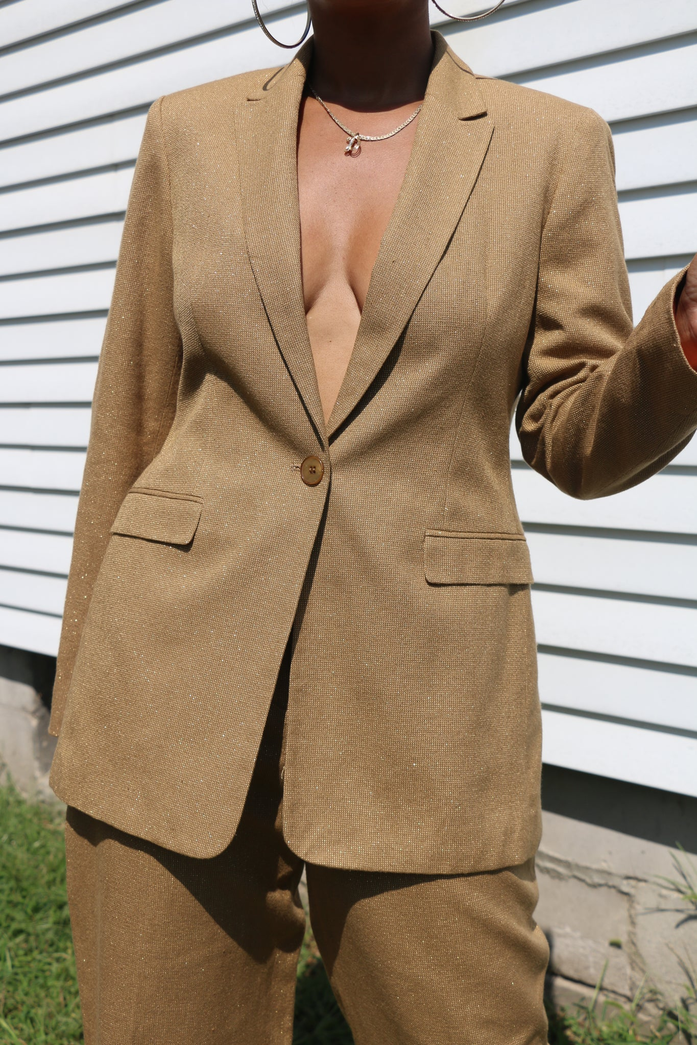 Golden Hour Suit (Brand New)