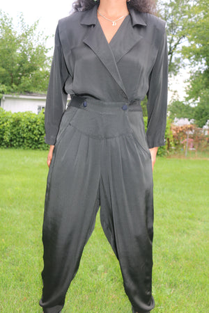 Retro Super Cute Jumpsuit