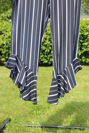 Slanted Striped Pants (Brand New)