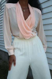 Peach Pie Exquisite Top (Brand New)