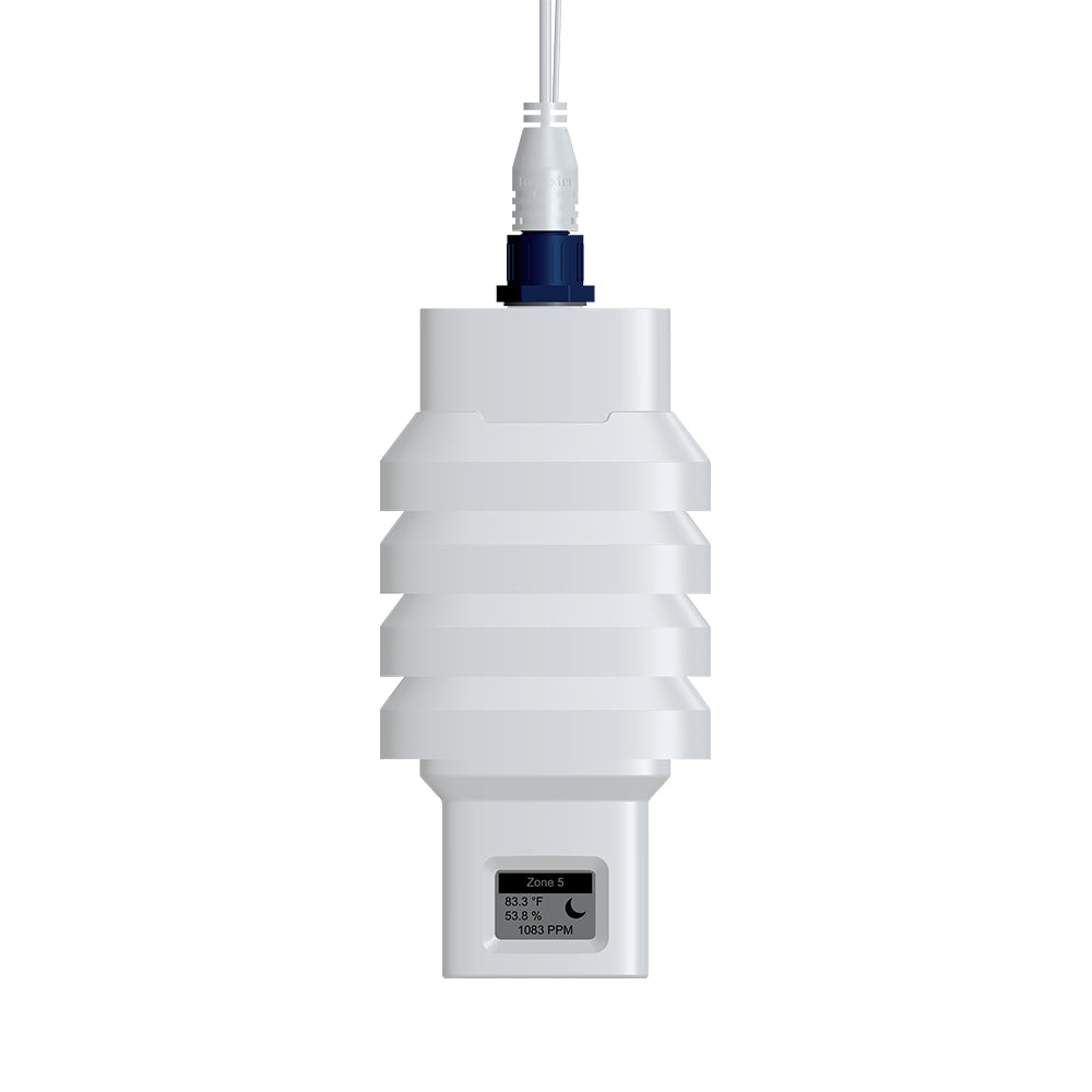 Temp/Humid/CO2/Light 4-in-1 Environmental Sensor (MBS-Pro)