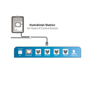 Humidistat Station for Hydro-X system (HS-1)