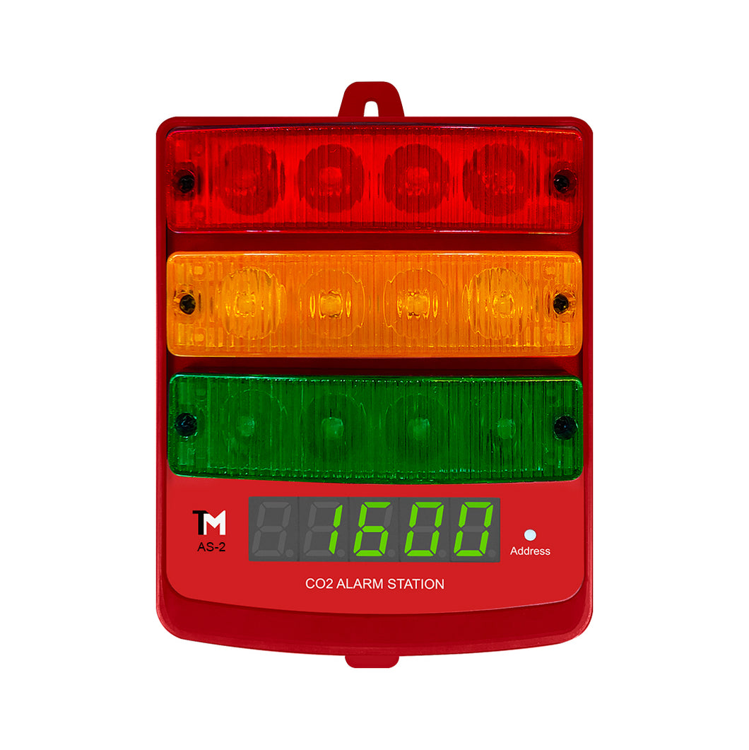 CO2 Alarm Station 2 (AS-2)