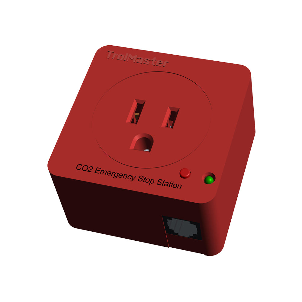 CO2 Emergency Stop Station (DSE-1)