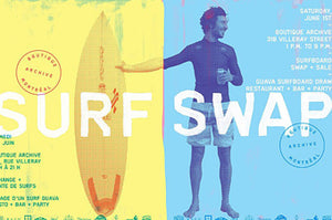 Surf Swap Event in Canada
