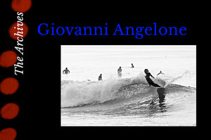 The Archives: Giovanni Angelone