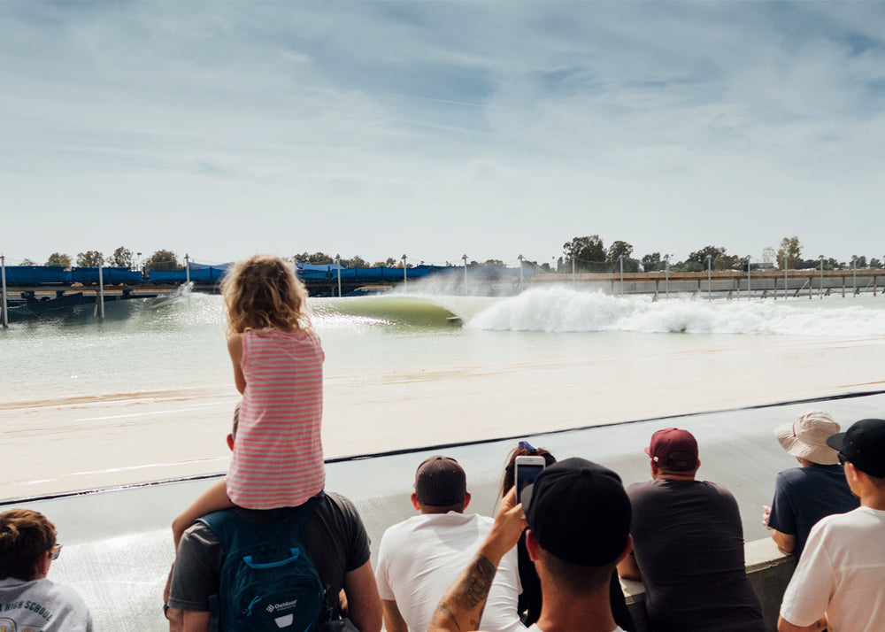 Kelly Slater Surf Ranch x RAEN