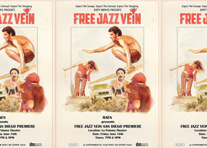 RAEN Presents Free Jazz Vein San Diego Premiere