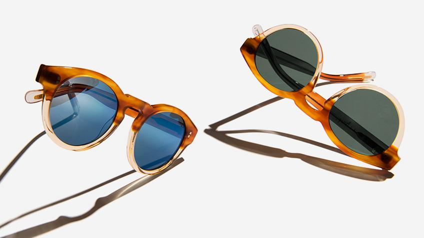 Honey Havana Sunglasses