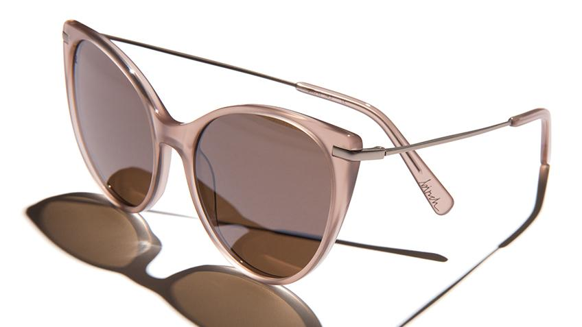 Women's Rosé Sunglasses Collection