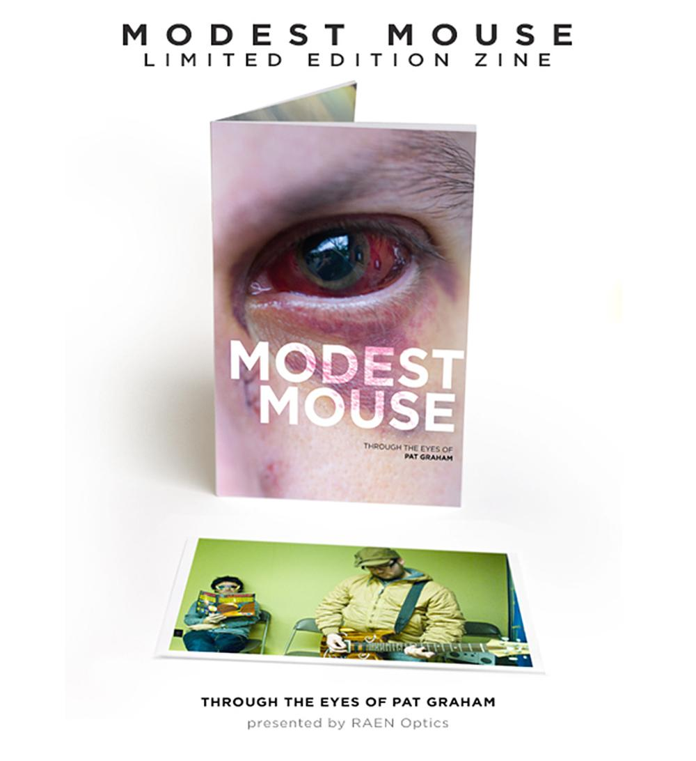 Modest Mouse Photozine Volume 1 - Sold Out!