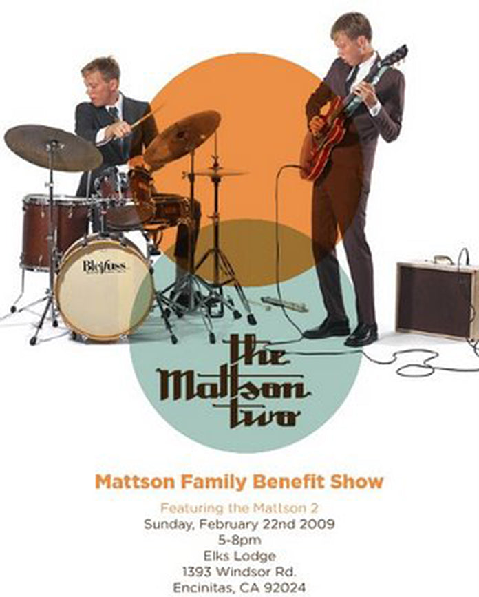 Mattson Family benefit show