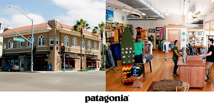 Patagonia Cardiff now carries RAEN