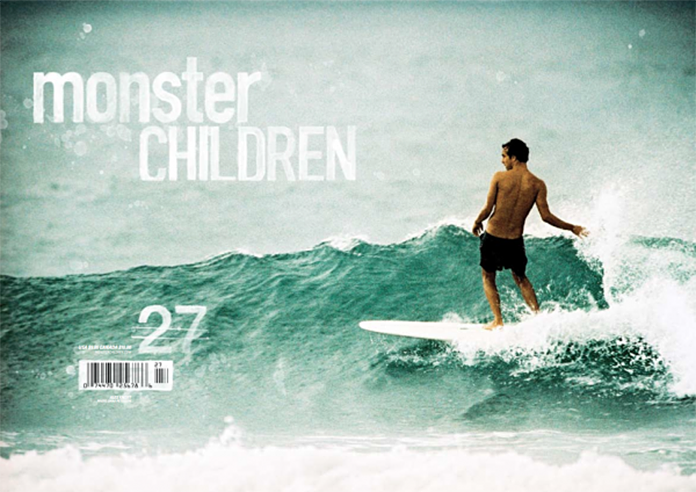 Monster Children Issue 27