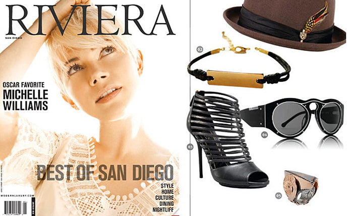 Riviera Magazine Features the Myopia in Best of San Diego 2011 Issue