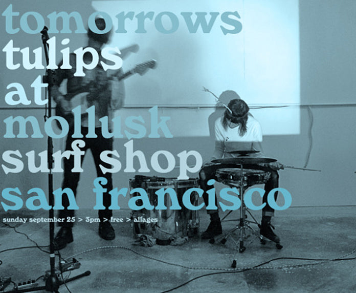 Tomorrows Tulips Play San Francisco