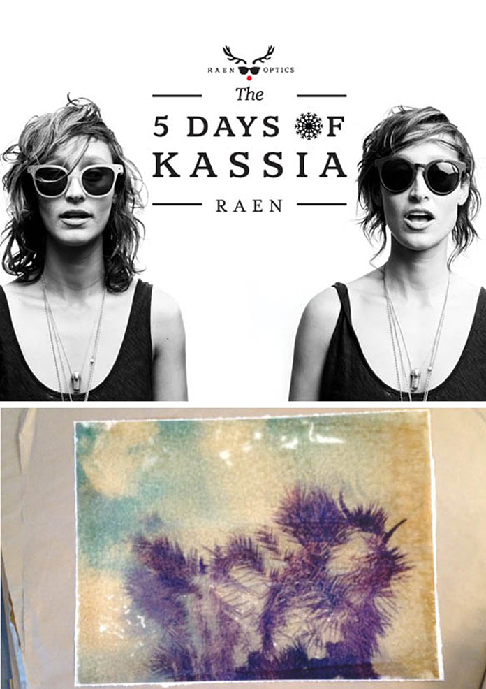 5 Days of Kassia – On The First Day Of Christmas, Kassia Gave To Me…