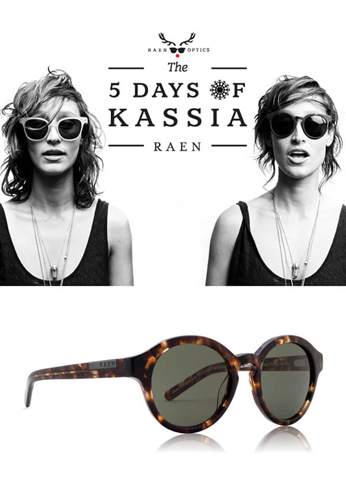 On The 2nd Day Of Christmas Kassia Gave To Me…
