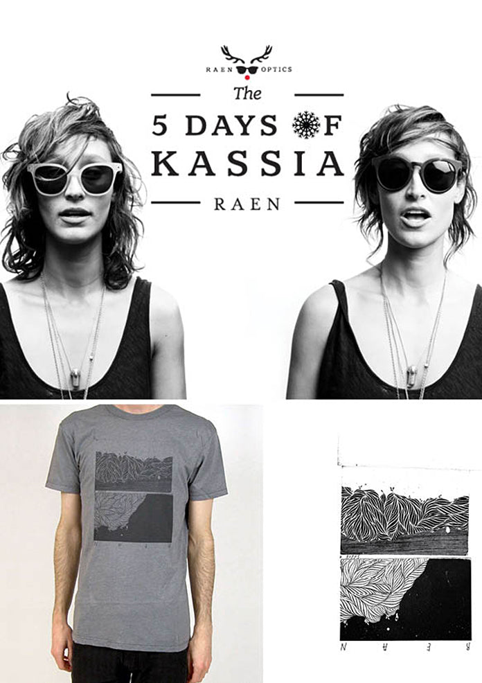 On The 3rd Day Of Christmas Kassia Gave To Me