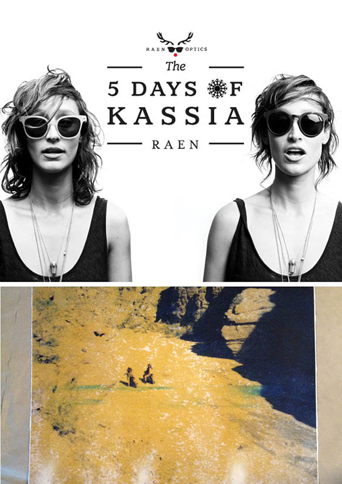 On The 4th Day Of Christmas Kassia Gave To Me…