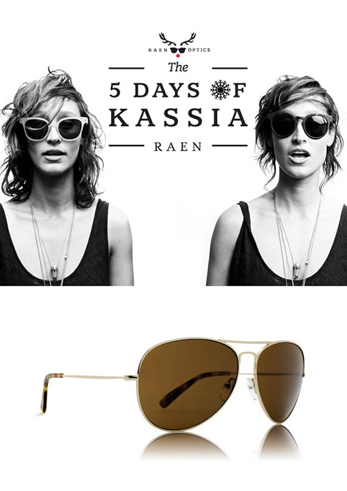On The 5th Day Of Christmas Kassia Gave To Me…
