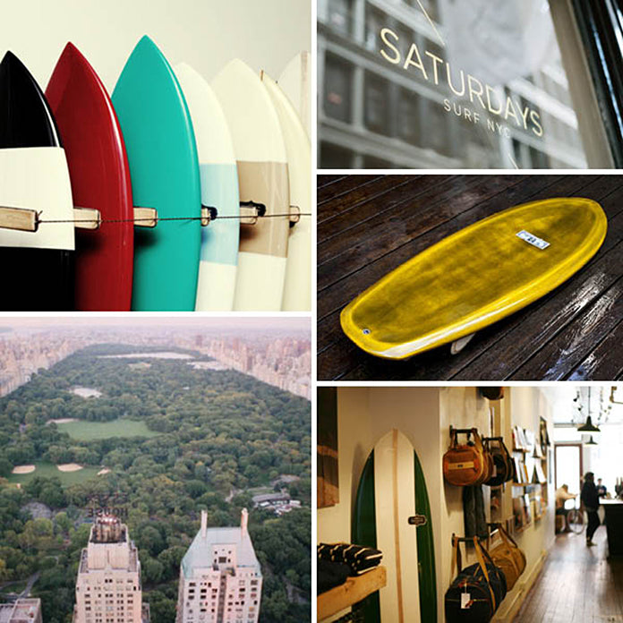 Profile: Saturdays Surf NYC
