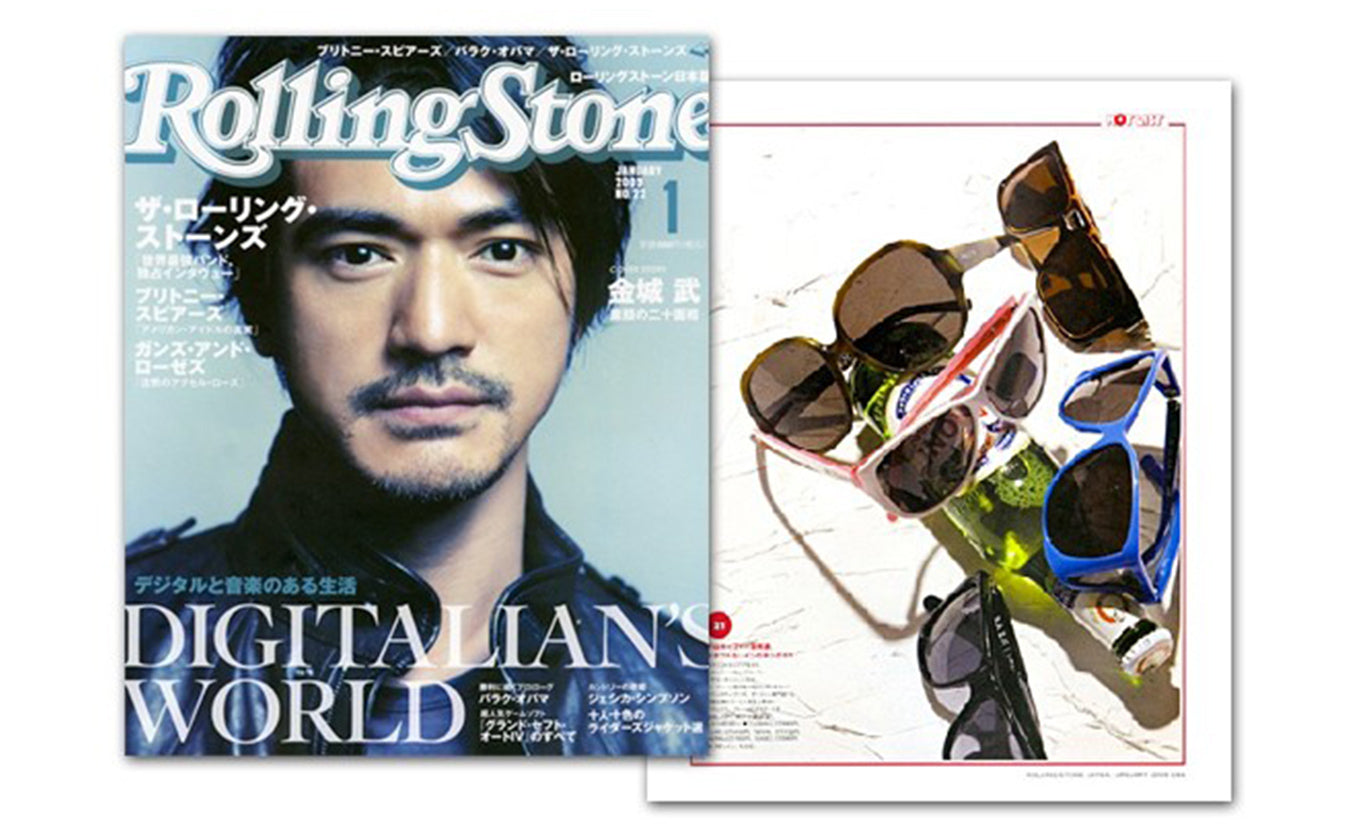 Rolling Stone  Japan