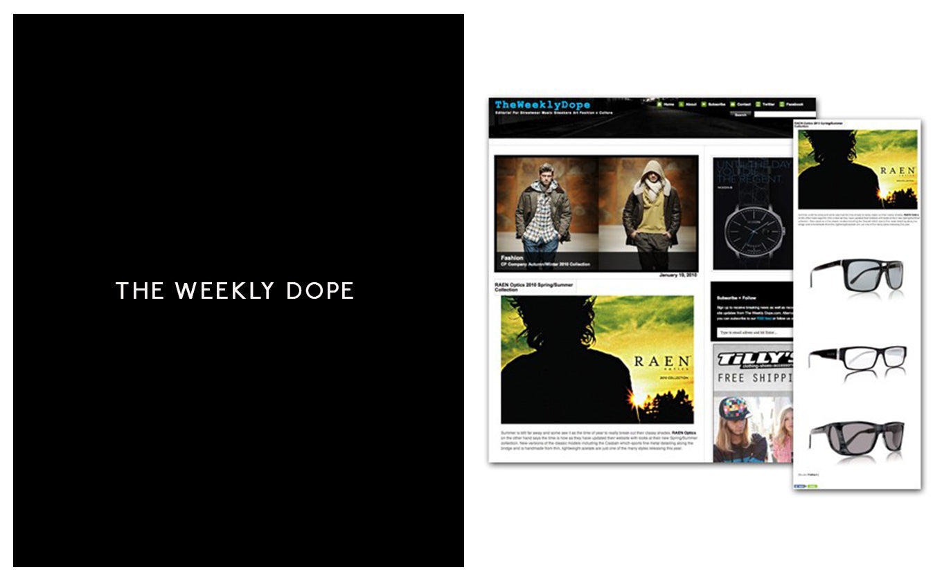 The Weekly Dope