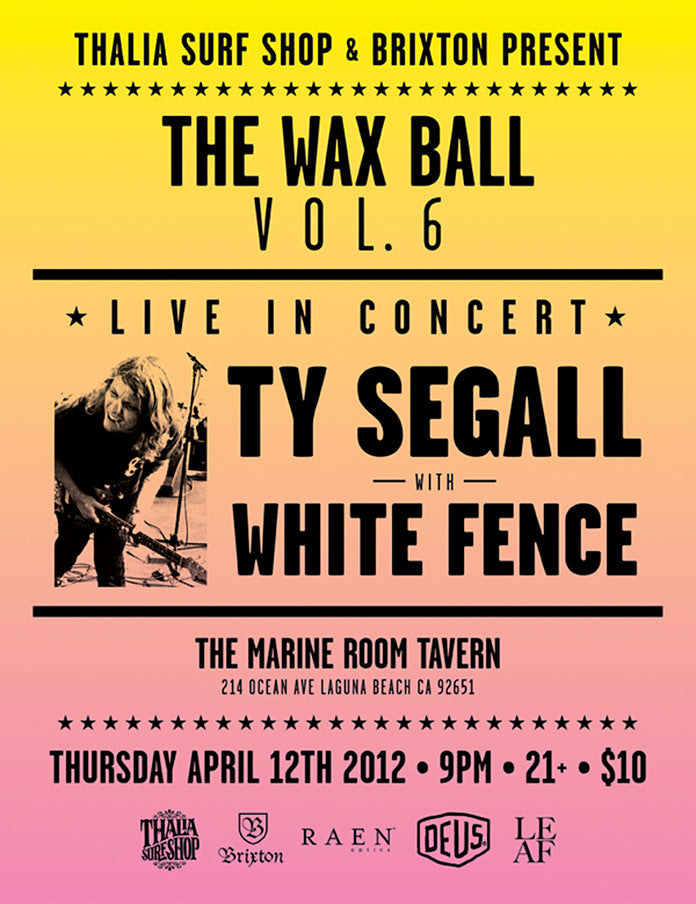 Wax Ball Volume 6